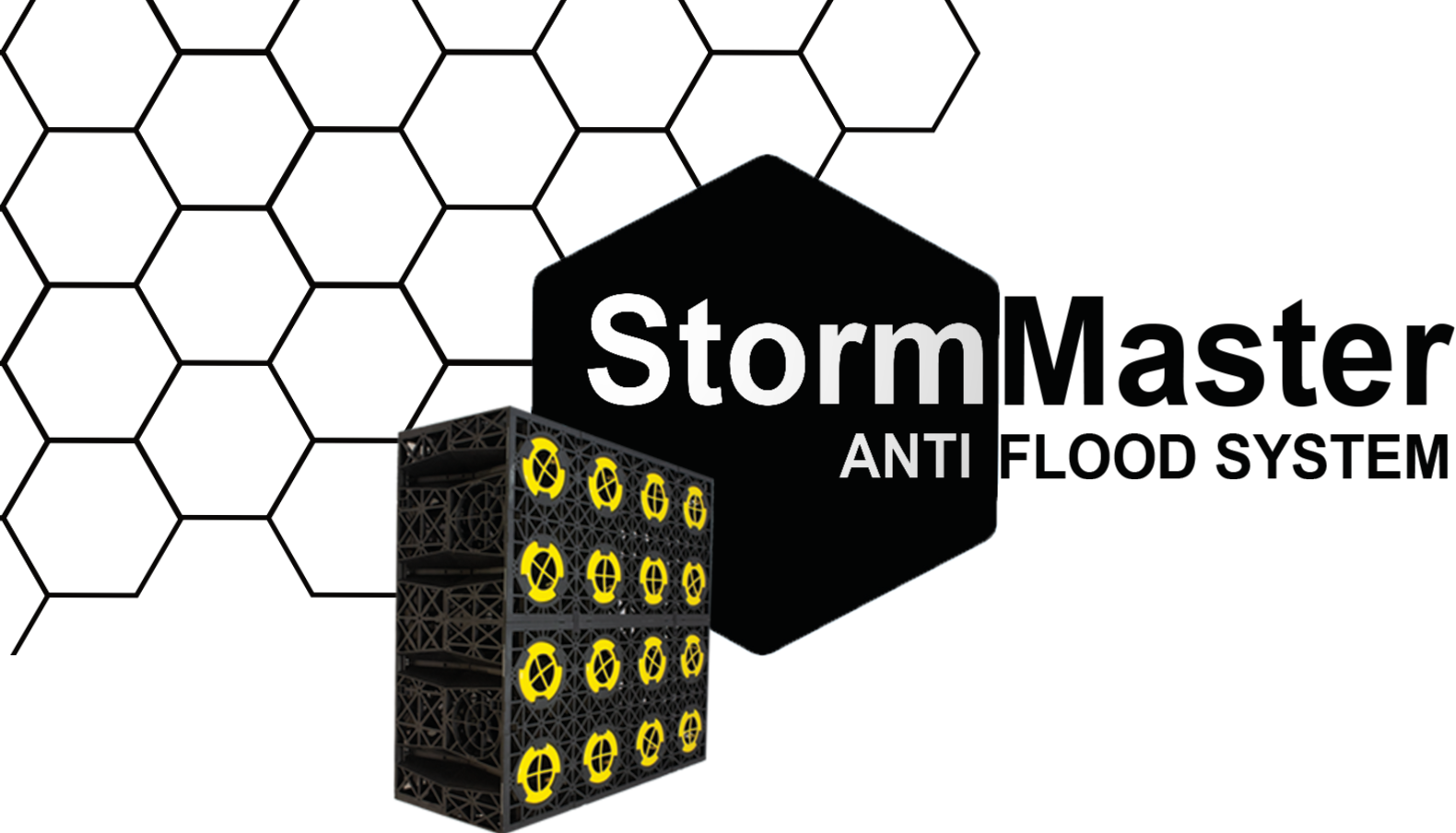 Storm Master - Anti-Flood System - Logo